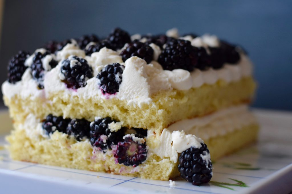 Top 28+ - Lemon Blackberry Cake - blackberry lemon cake ...